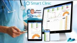 Sistema Script Php Clinicas Médicas E Consultórios C/ Fontes
