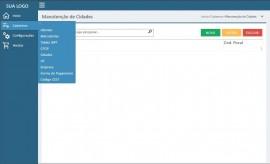 Layout Controle De Estoque Em Delphi Fonte - Estilo Web