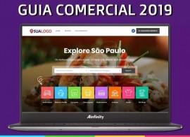 Site Guia Comercial Responsivo 2019 - Guia De Cidades