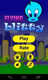Código Fonte Jogo Flying-blitty Estilo Flappy Pássaro