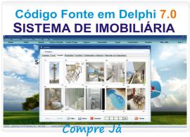 C�digo Fonte Em Delphi Sistema Imobili�ria + Agenda