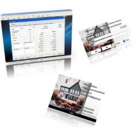Sistema Para Administração Imobiliaria - Aluguel + Agenda + Fontes