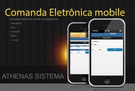 Comanda Eletrônica Mobile Multiplataforma NET