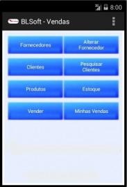 Código Fonte Sistema De Vendas Em Java Android.apk Sqllite + ATU