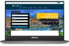 Site Para Imobiliária Em Php, Script Administrável