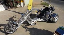 Projeto Construção De Triciclo