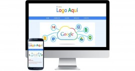 Site Institucional, Empresarial + Admin - Responsivo