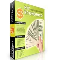 KIT & Pacote Econ�mico com todos programas e c�digo fonte Delphi