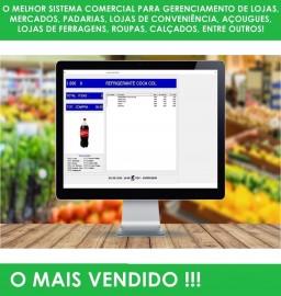 Sistema para loja + Impressão de cupom Não fiscal + Leitor de Código de Barras