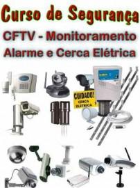 Curso C�mera De Seguran�a, CFTV + Central de Alarmes