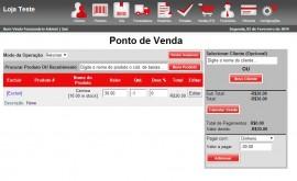 Sistema Controle De Vendas Em Php Sisloja PDV