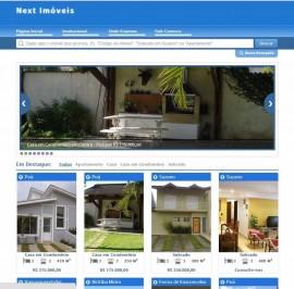 Site Para Imobiliárias E Corretores Em Php - Script Pronto
