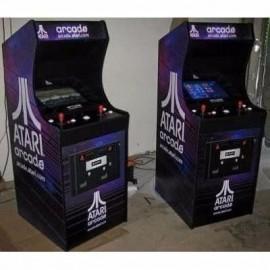 Projetos Medidas Arcade Fliperama + 60 Modelos
