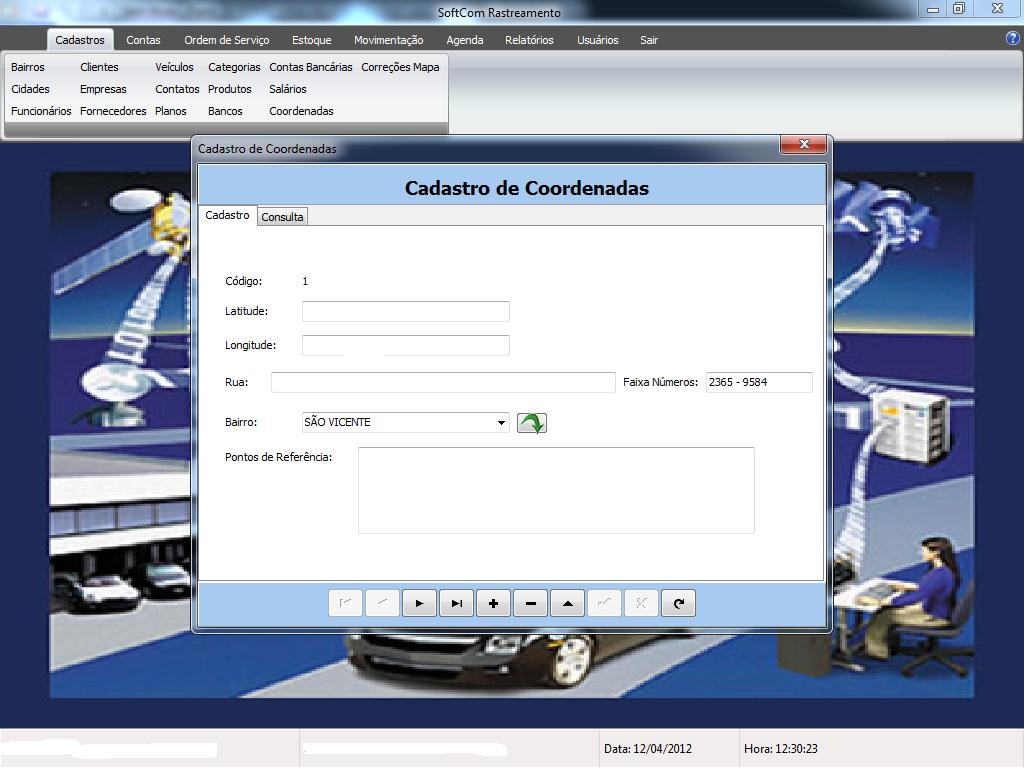 ae7a7d1c6 Código-Fonte Sistema para Empresas de Rastreamento Veicular em DELPHI XE