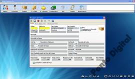 Box M�quina Virtual Automa��o Alpha Comerce Nfe 2.0 / Pdv / Paf Ecf Tef