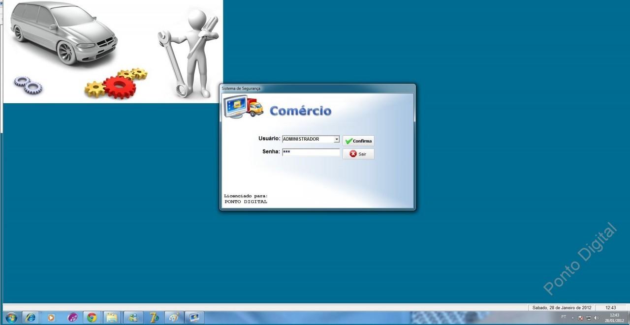 Programa oficina mec nica ordem de servi o financeiro - Programas para oficina ...