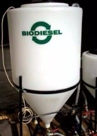Projeto Montar/criar Micro Usina Biodiesel 150 Litros