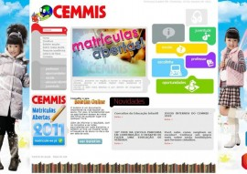 Script Site Para Curso Colegio Escola 2013