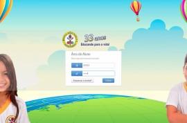 Sistema Online para Gerenciamento de Escola Script em Php