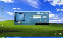 Máquina Virtual Siscom 10.0.5 Retaguarda Paf 1.13 Ecf Pdv Nfe 2.2 Cce Cte