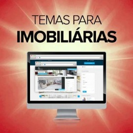 20 Temas Sites Para Imobili�rias E Corretores - Wordpress