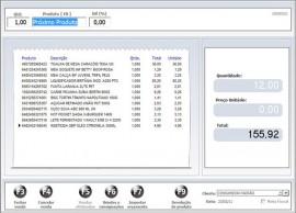 Sistema De Automação Comercial Pdv Ecf C/ Fontes Em Delphi