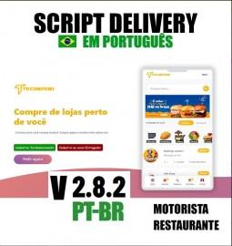 Foodomaa 2.8.2 Multilojas +modo De Pagamentos+ Cashback