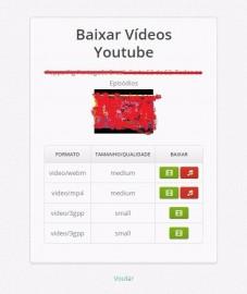 Script Php - Conversor Youtube Para Mp3 Mp4 E Outros