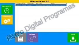 Athenas - Backup 6.0 Inteligente - Fontes Delphi