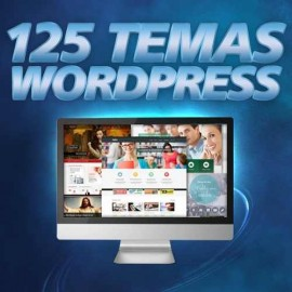 125 Temas Sites Wordpress - Loja Virtual Igrejas Escolas Etc