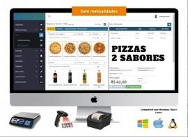 Sistema Pdv Delivery Bar Pizzaria Açaí Fast Food Lanchonete