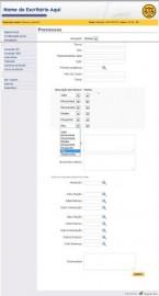 Script Php Advogados Controle De Processos Online 2014