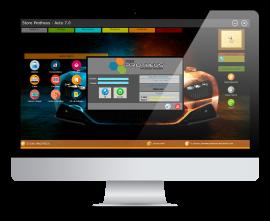 Sistema Store Protheus 7.0 Auto - Fontes Delphi Xe7