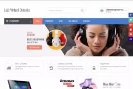 Loja Virtual Orienko Woocommerce Em Wordpress Install