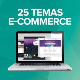 25 Temas Sites E-commerce Para Wordpress - Loja Virtual