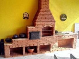 5 Projetos Fogão Lenha Com Churrasqueira + Brindes