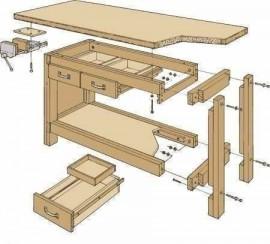 6500 Projetos Marcenaria Completo Detalhado