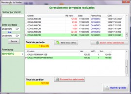 Fontes Em Delphi 2010 - Sistema de Automa��o, Carn�, Vendas, Estoque, Clientes