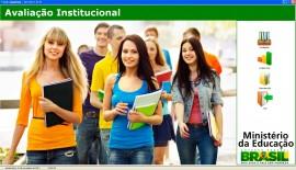 C�digo-fonte Sistema Avalia��o Institucional e Provas Virtuais