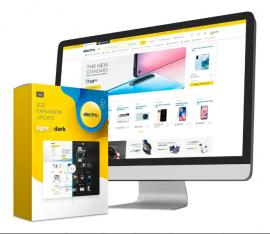 Electro Tema Wordpress Loja Virtual Multi Seguimentos