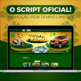 Script Sorteio Online Wordpress Sistema Comissao Afiliado