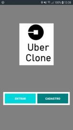 Uber Clone Em Android, Codigo Fonte