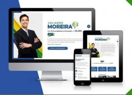 Site Para Vereadores E Prefeitos Com Painel Administrativo