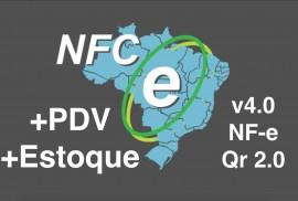 Emissor Nfc Nfe Nota Fiscal 4.0 Com Pdv Sem Mensalidade 2019