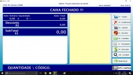 Sistema De Automação Vendas PDV + Código Fonte em Delphi 7