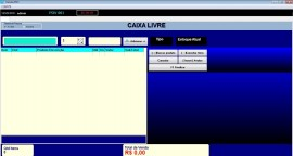 Sistema de Automação comercial PDV Pjsoftware Comercial 1.1