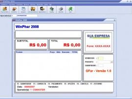 Software Para Farmácias E Drogarias Pdv + Fontes Em Delph
