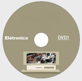 Curso De Eletr�nica Em Dvd �tima Qualidade