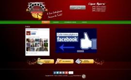 Script Site De Pizzaria E Restaurante Em Php5 Css3