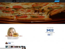 Script Site Pronto Em Php De Entregas Delivery Bar, Pizzaria